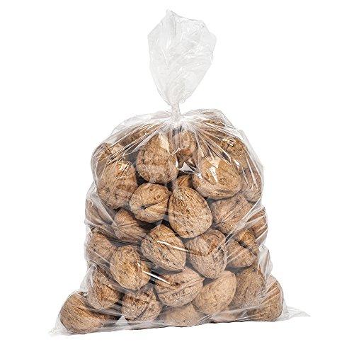 Boomers Gourmet - Frische Walnüsse mit Schale 34mm+ I Walnüsse 1kg Premium Qualität aus Chile I Neue Ernte 2020 - 1 kg - 1000 g
